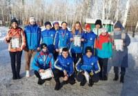 Успешное выступление наших спортсменов на Спартакиаде учащихся сельских районов Челябинской области по лыжным гонкам
