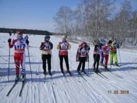 Лыжня Зайковых