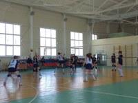 Первенство по волейболу среди женских команд